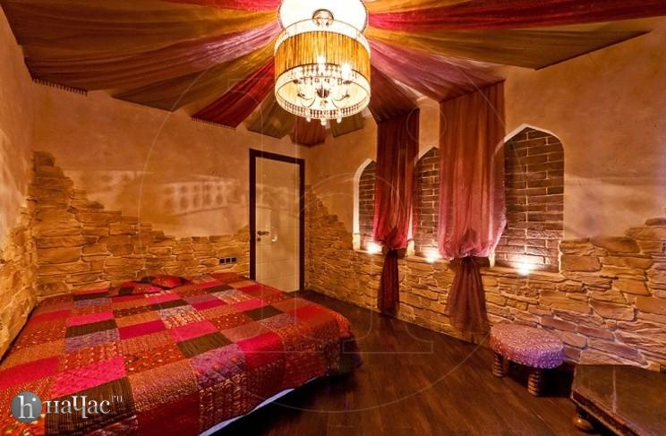 Комната 2 с двуспальной кроватью