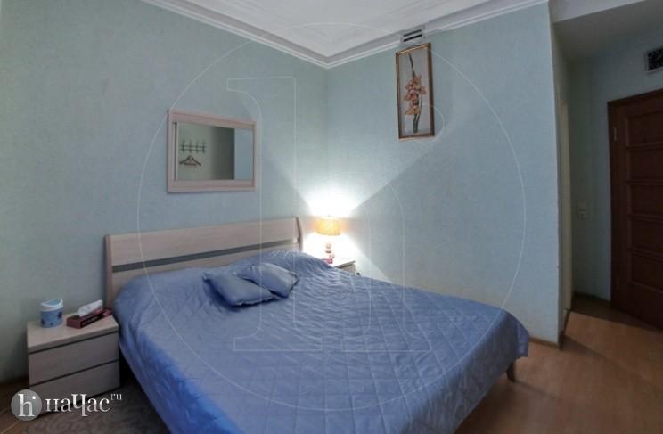 номер 2, двуспальная кровать