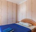 гостиная с двуспальной кроватью