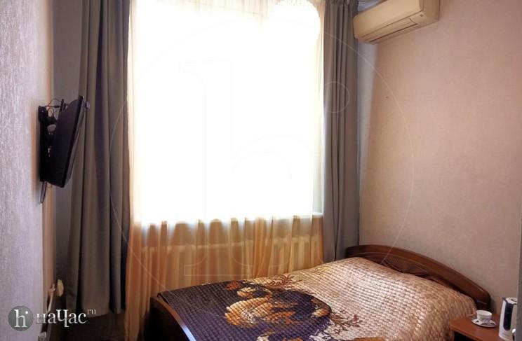 кровать в стандартном номере
