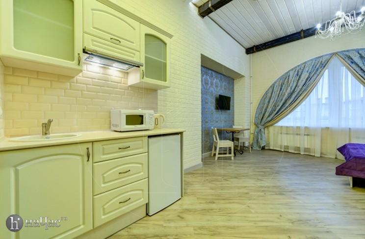 кухня в  Джуниор Студио Сьют