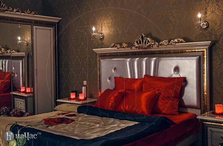кровать полулюкс
