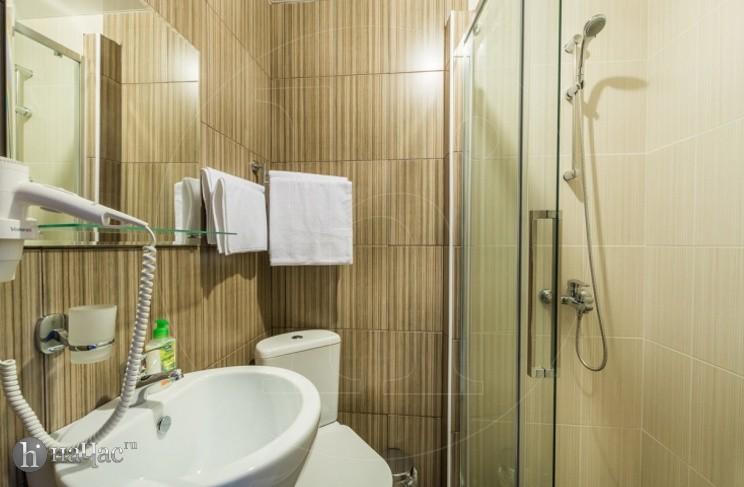 ванна в номере Полулюкс