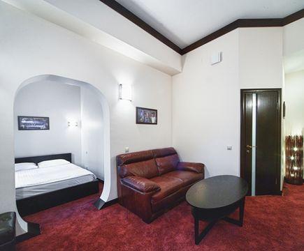 спальня и гостиная