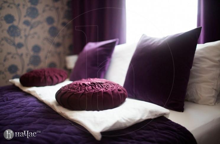 Фиолетовый номер