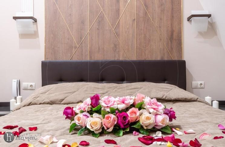 Зигзаг кровать