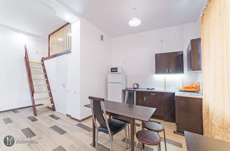 комната 2 кухонная зона
