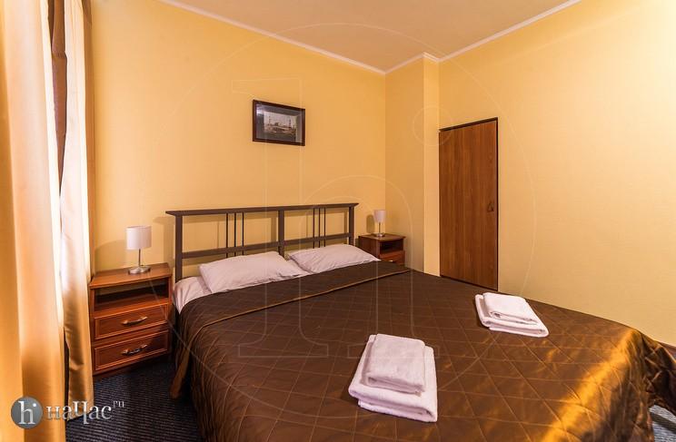 Кровать двухместный номер