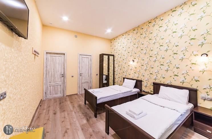 Комната 2 кровати