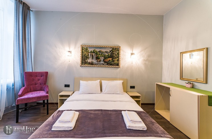 Комната 3 кровать