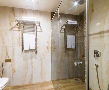 Сапфировый номер - ванная