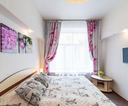 Номер 4 кровать