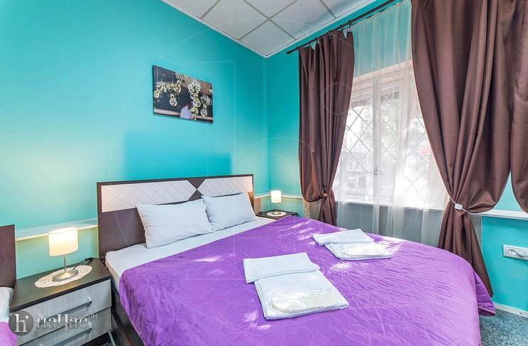 кровать номера 1