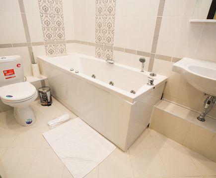 Полулюкс туалет