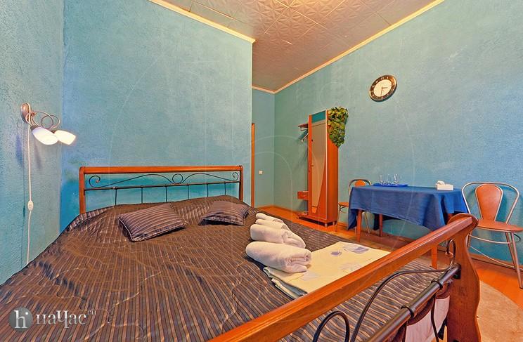 номер 1 с двуспальной кроватью