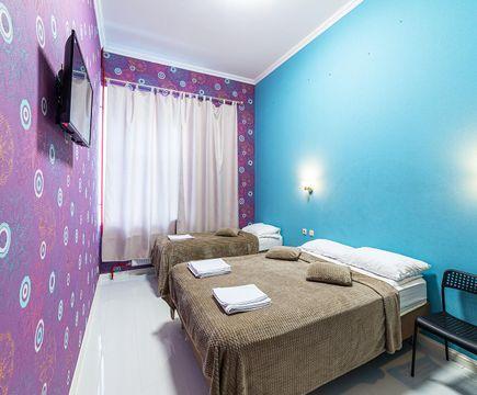 Номер 2 комната