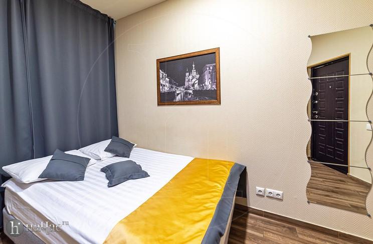 Двухместный номер кровать