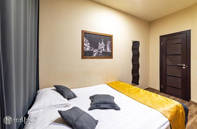 Двухместный номер спальное место