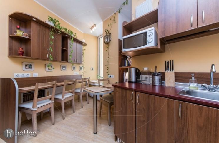 кухонная зона отеля