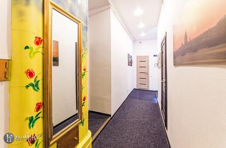 Вход в коридор