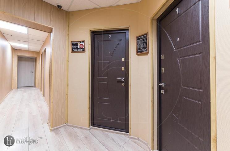 двери комнат