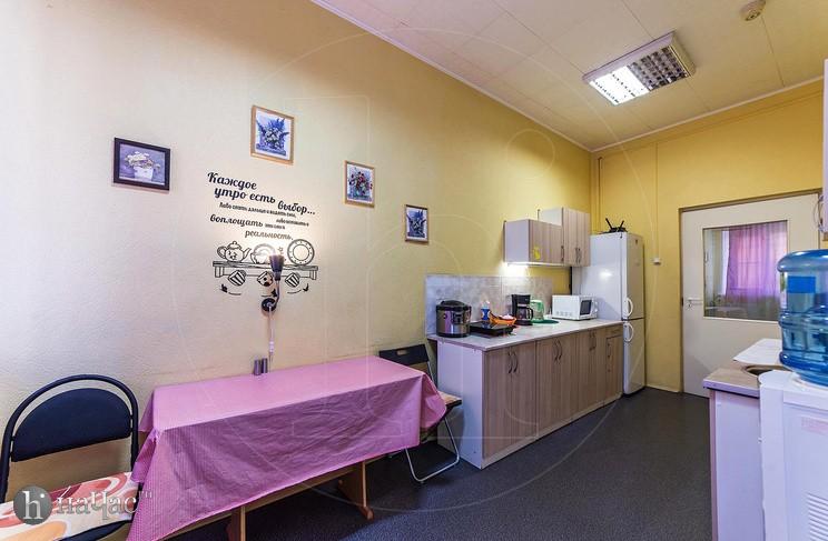 общая кухонная зона