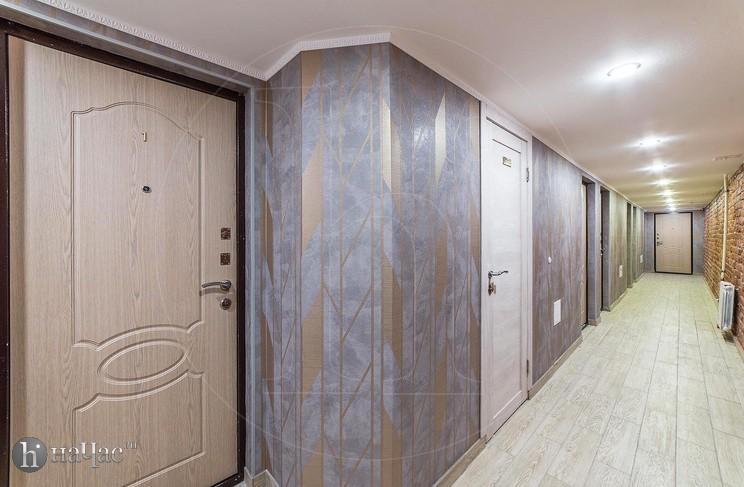 коридор с номерами