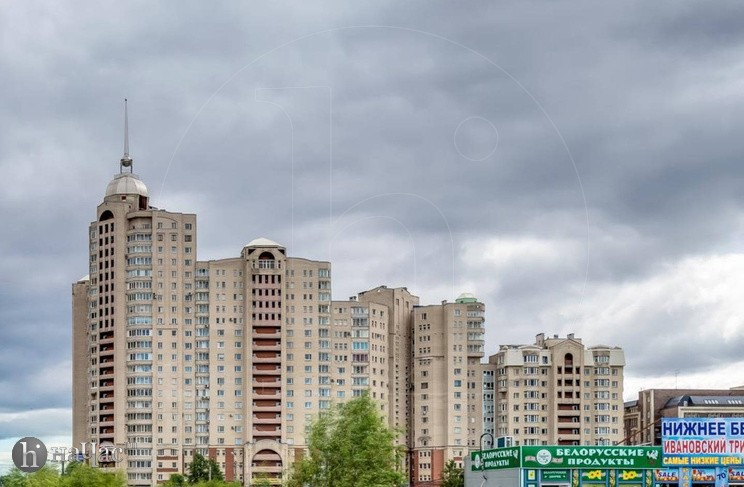 Дом на Коломяжском проспекте