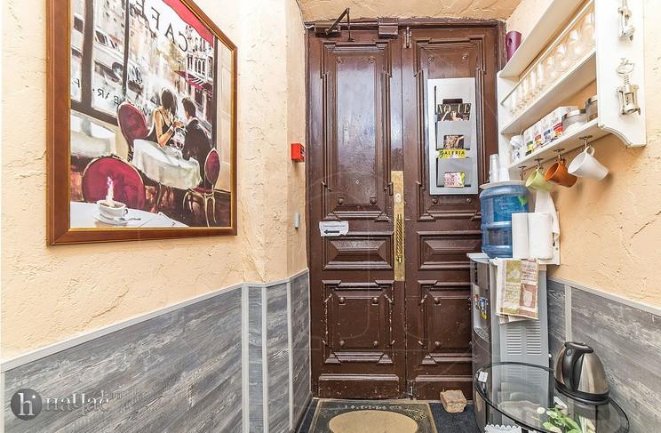 дверь и бойлер