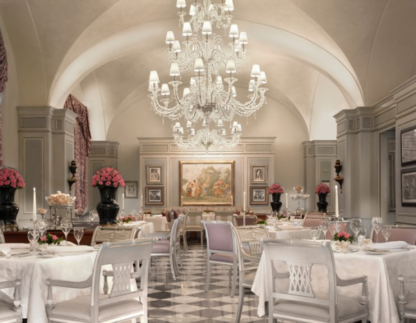 ресторан Four Seasons Hotel Firenze
