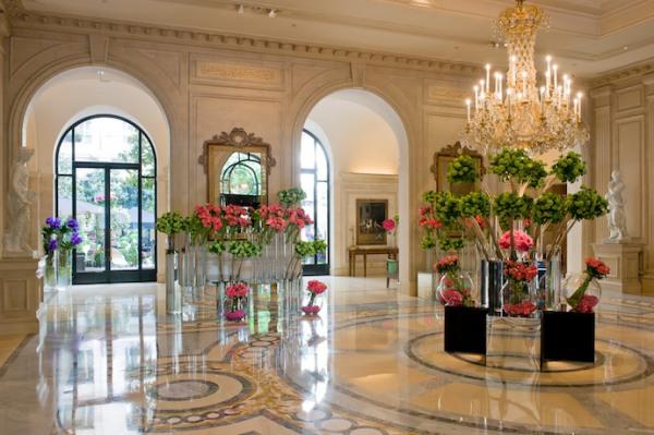 холл George V