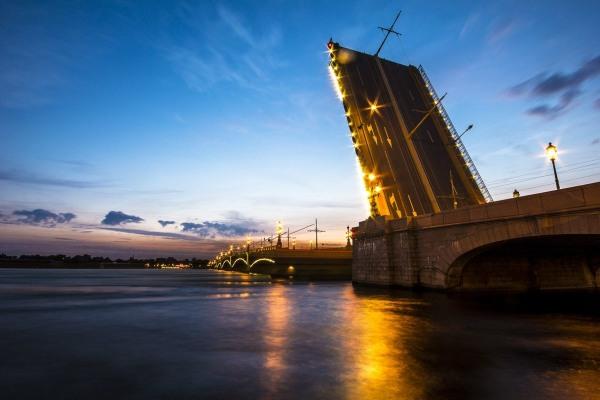 Белые ночи в СПб