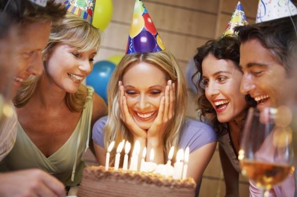 День рождения в мини-отеле