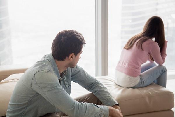 Ссора с девушкой
