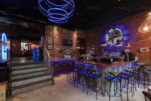 Al Capone бар спб