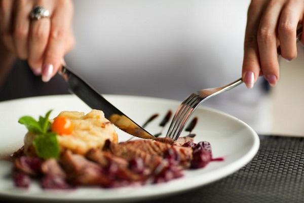Блюдо в ресторане