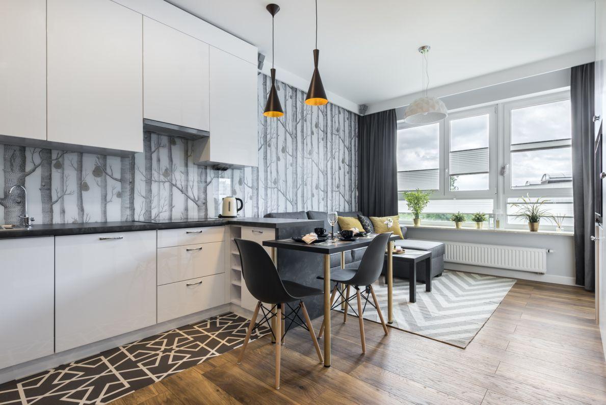 Дизайн квартиры для посуточной аренды